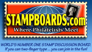 Stampboards where Philatelists Meet..